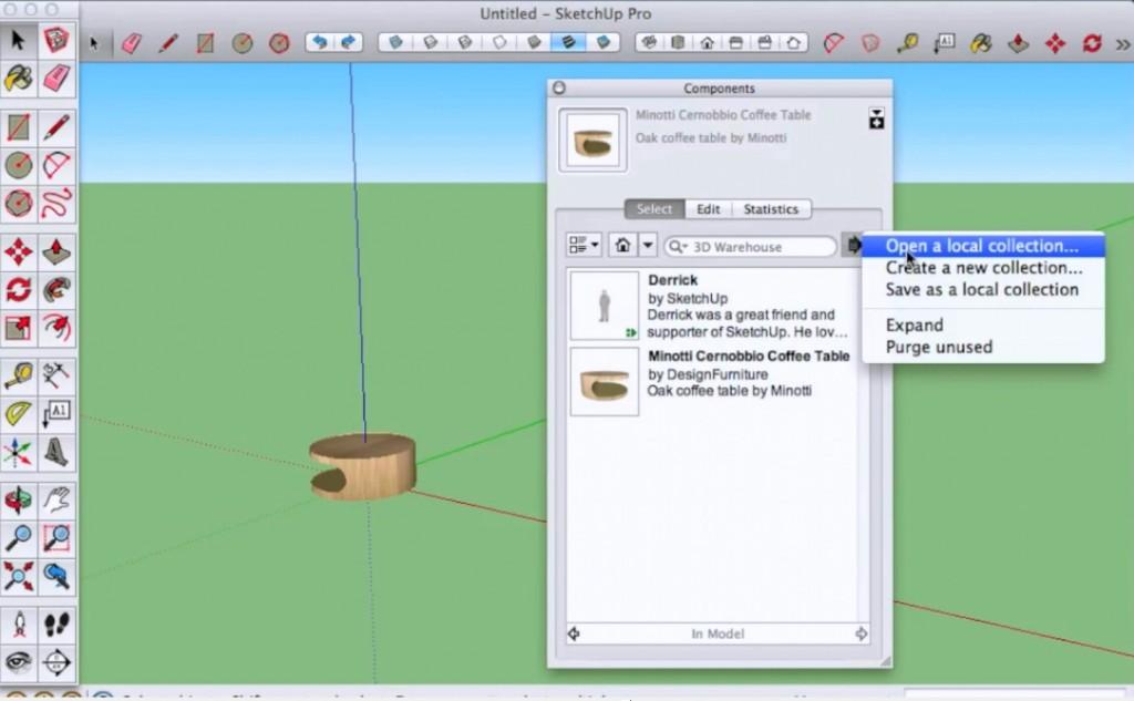 sketchup 2013 components bestand locaties