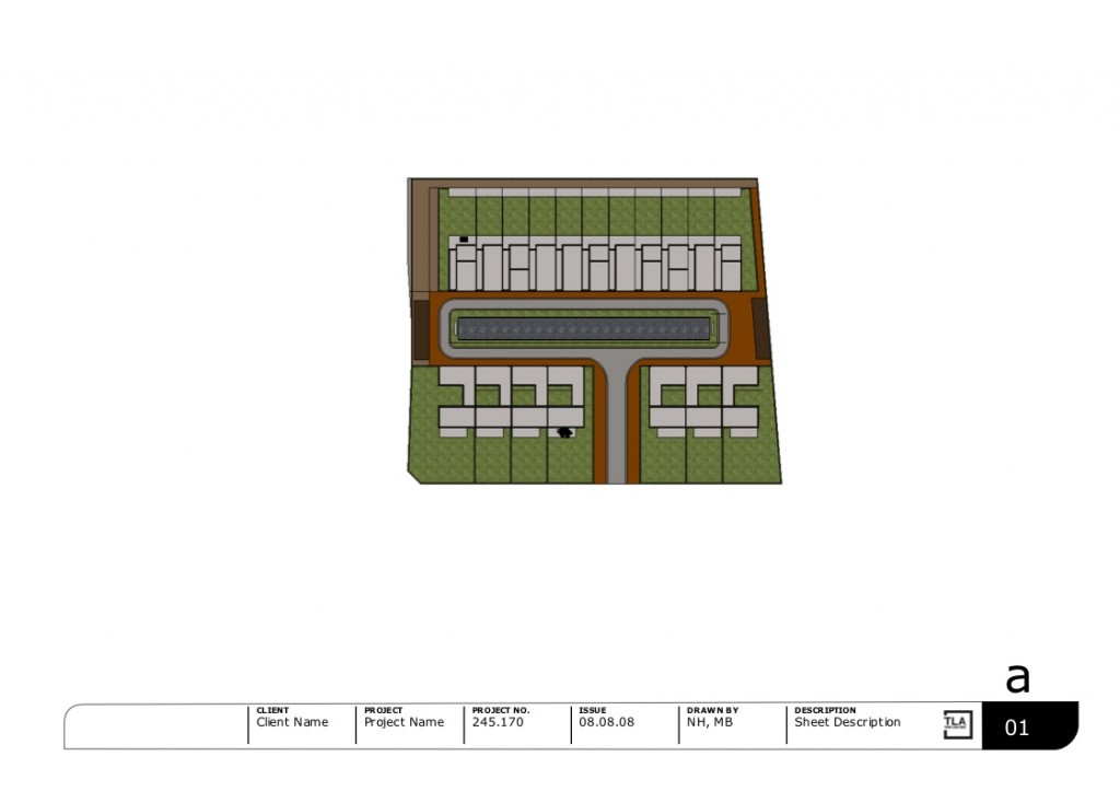 sketchup layout achtergrond
