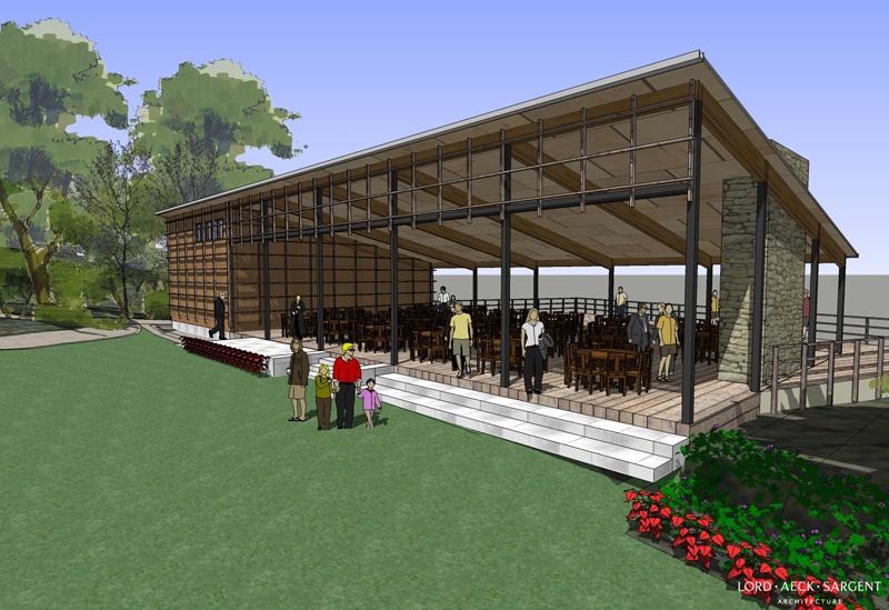 s4etchup architectuur  natuurcenter 3