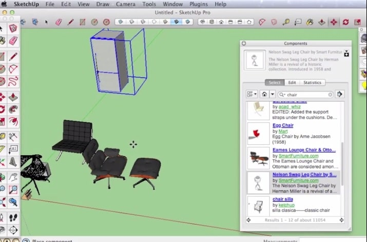 sketchup purge unused components