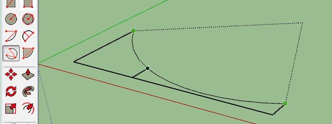 3 point arc
