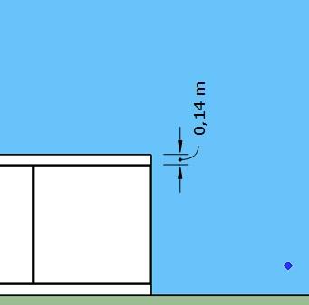 layout kleine afmetingen