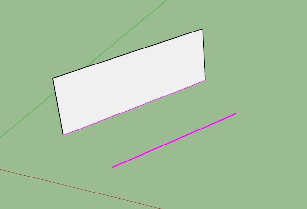 vector lock sketchup