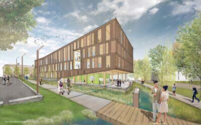 Leers Weinzapfel Associates: Hoe zij SketchUp inzetten voor duurzame gebouwen.