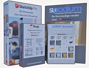 PLUGINS PACK FOR SKETCHUP PRO 2018 - SketchUp Pro 2019 19 0