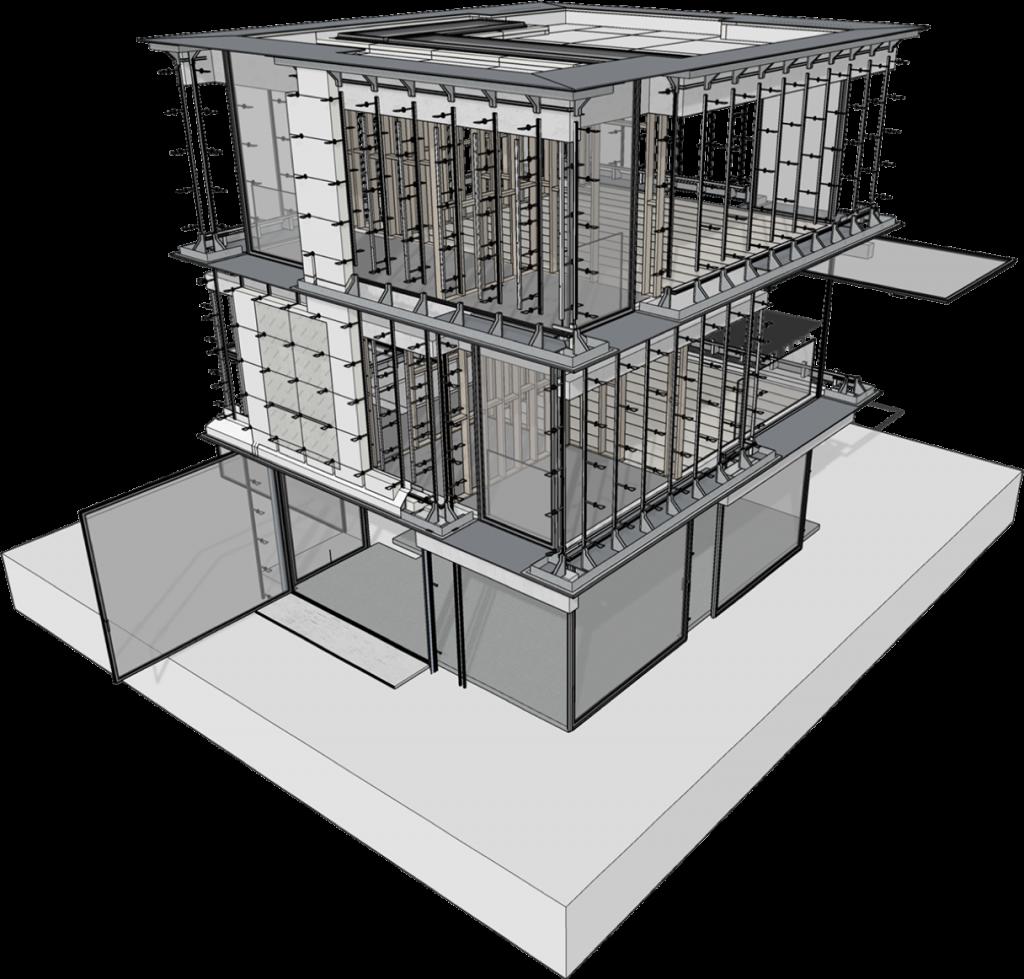 Sketchup voor de bouw